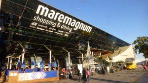 Maremagnum Mall Barcelone Espagne