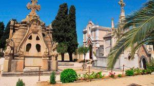 Modernist Cemetery Espagne