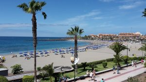 Playa de la Vistas Espagne