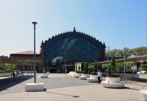 Plaza de Armascomplexe commercial Séville