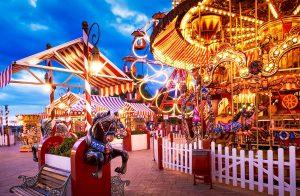 Tivoli World parc attraction Espagne