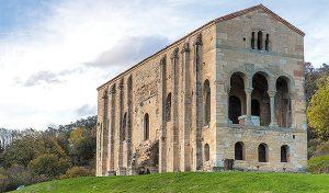 Visiter Santa Maria Del Naranco Oviedo Espagne