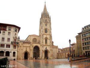 la Catedral de San Salvador Espagne