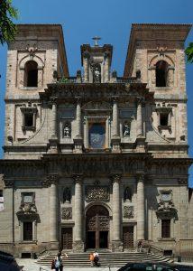 Église de San Ildefonso Tolède