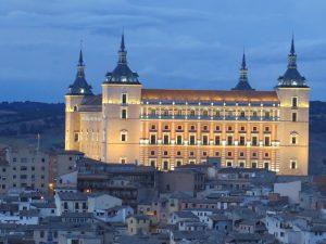 Alcazar de Tolède monuments Espagne
