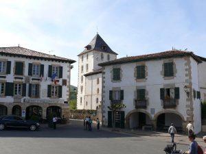Eglise Saint-Jean-Baptiste monuments Pays Basque
