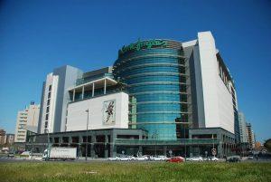 El Corte Inglés principaux centres commerciaux de Valence