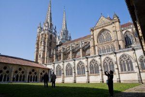 La Cathédrale Sainte-Marie de Bayonne monument pays basque
