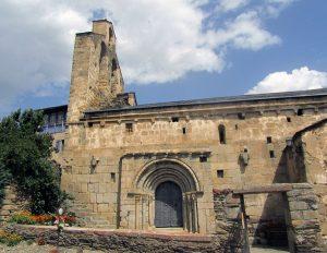La Cathédrale St Fructueux monuments à Pays Basque