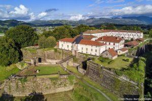 La Citadelle de Saint Jean Pied de Port bâtiments emblématiques de Pays Basque