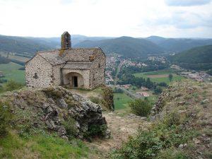 La chapelle Sainte Madeleine Pays Basque Espagne