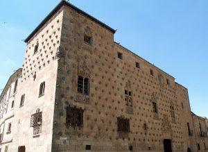 Las casas de las conchas Salamanque Espagne