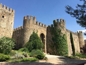 Le Château de San Servando monuments à Tolède