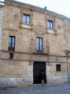 Maison des Morts Salamanque