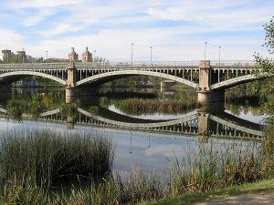 Pont Enrique Esteban Espagne