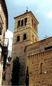 San Roman Church Tolède