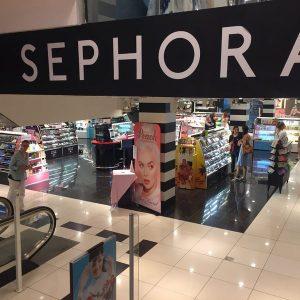Sephora cosmeticos España Valence