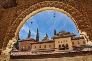 meilleurs monuments à Grenade en Espagne