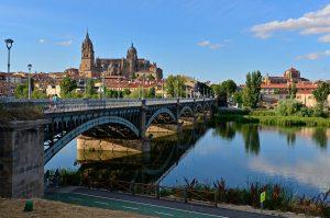 meilleurs monuments à Salamanque en Espagne