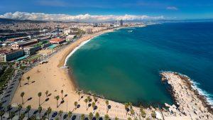 Les plus belles plages de Barcelone en Espagne