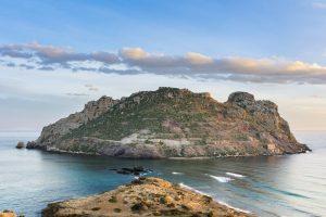 l'isla del fralle de Murcie