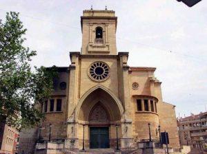 la cathédrale de San Juan