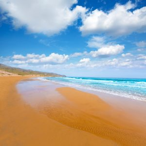 plage de Calblanque de Murcie