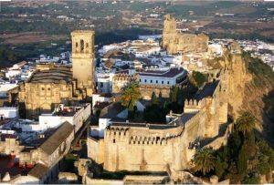 Arcos de la Frontera à andalousie