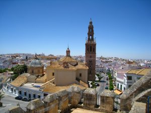 Carmona village à andalousie