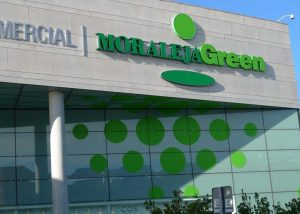 Centre Commercial MORALEJA GREEN de Madrid