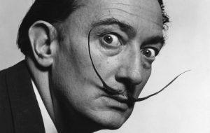 Le Pientre Salvador Dali