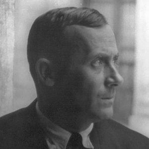 Le peintre Joan Miro