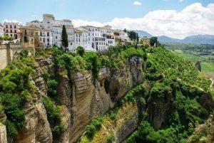 Ronda village à andalousie