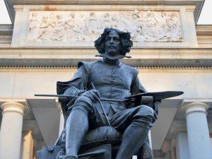 Statue de Diego Vélasquez