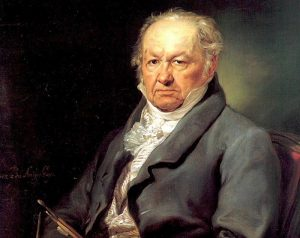 le Peintre Francisco Goya