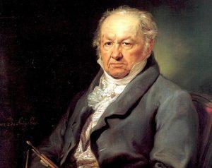 le Peintre Francisco Goya