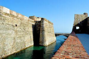 El Conjunto Monumental de las Murallas Reales à Ceuta