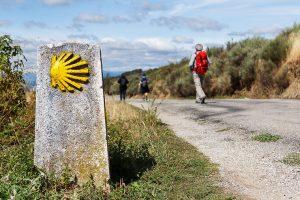 chemin de Compostelle de Santiago à Pampelune
