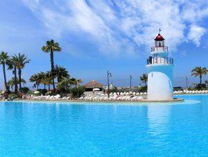 le Parque Maritimo del Mediterraneo à Ceuta