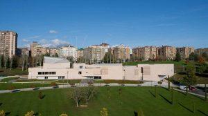 le musée universitaire de Navarre à Pampelune