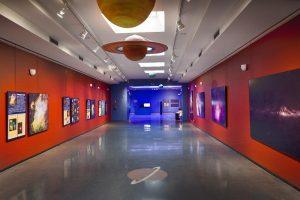 le planétarium à Pampelune