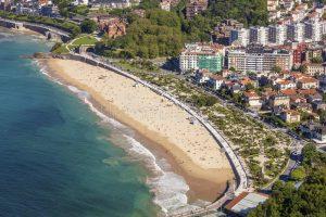 La Playa de Ondarreta