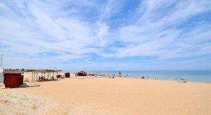 Las Marinas plage