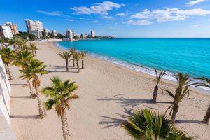 San Juan plage
