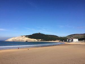 la plage de Plentzia