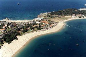 Playa de la Magdalena à Santander