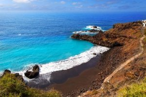 Playa de El Bollullo Tenerife