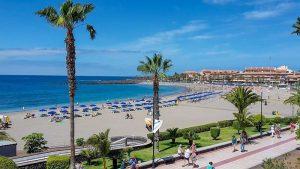 Playa de las Vistas Tenerife