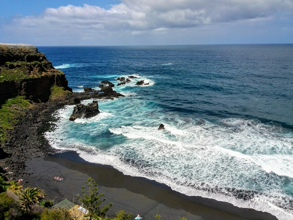 top 5 plus belles plages de Tenerife en Espagne