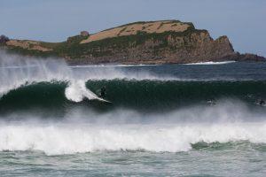 Les meilleures plages de surf au Pays Basque, Mundaka